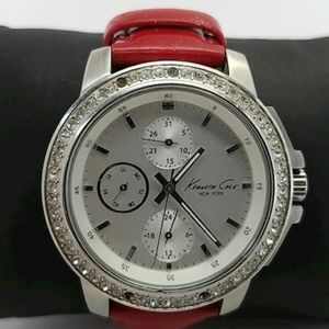 Kenneth Cole ladies dress watch preowned